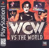 WCW vs. the World (PlayStation)
