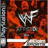 WWF Attitude (PlayStation)