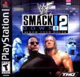 WWF SmackDown! 2: Know Your Role (PlayStation)