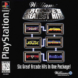 Williams Arcade's Greatest Hits (PlayStation)