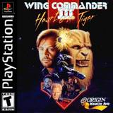 Wing Commander III: Heart of the Tiger (PlayStation)