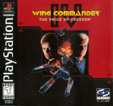 Wing Commander IV: The Price of Freedom (PlayStation)