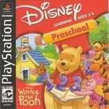 Winnie the Pooh Preschool (PlayStation)
