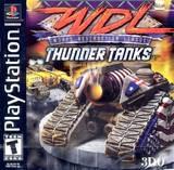 World Destruction League: Thunder Tanks (PlayStation)
