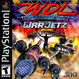 World Destruction League: WarJetz (PlayStation)
