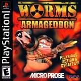 Worms Armageddon (PlayStation)
