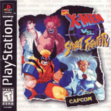 X-Men vs. Street Fighter (PlayStation)