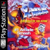 X-Men: Children of the Atom (PlayStation)