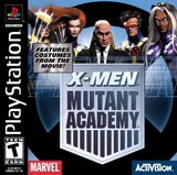 X-Men: Mutant Academy (PlayStation)