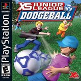 XS Junior League Dodgeball (PlayStation)