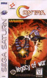 Contra: Legacy of War (Saturn)
