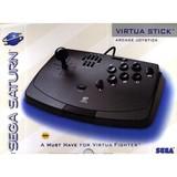Controller -- Sega Saturn Virtua Stick (Saturn)