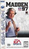 Madden NFL 97 (Saturn)