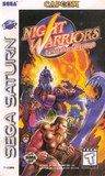 Night Warriors: Darkstalkers' Revenge (Saturn)