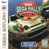 Sega Rally Championship -- Netlink Edition (Saturn)