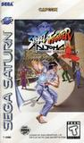Street Fighter Alpha: Warriors' Dreams (Saturn)
