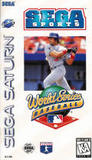 World Series Baseball (Saturn)