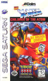 X-Men: Children of the Atom (Saturn)