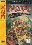 Brutal: Above the Claw (Sega 32X)