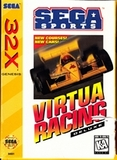 Virtua Racing Deluxe (Sega 32X)
