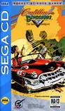 Cadillacs and Dinosaurs: The Second Cataclysm (Sega CD)