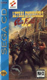 Lethal Enforcers II: Gun Fighters (Sega CD)