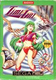 Time Gal (Sega CD)