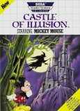 Castle of Illusion: Starring Mickey Mouse (Sega Master System)