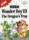Wonder Boy III: The Dragon's Trap (Sega Master System)
