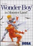 Wonder Boy in Monster Land (Sega Master System)