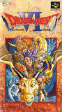 Dragon Quest VI: Maboroshi no Daichi (Super Famicom)