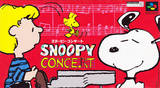 Snoopy Concert (Super Famicom)