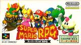 Super Mario RPG: Legend of the Seven Stars (Super Famicom)