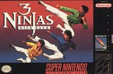 3 Ninjas Kick Back (Super Nintendo)