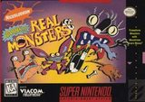 Aaahh!!! Real Monsters (Super Nintendo)