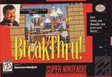 Break Thru! (Super Nintendo)