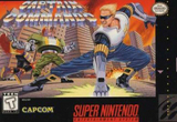 Captain Commando (Super Nintendo)