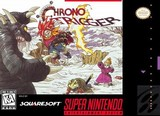 Chrono Trigger -- Box Only (Super Nintendo)