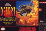 Desert Strike: Return to the Gulf (Super Nintendo)