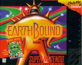 EarthBound -- Box Only (Super Nintendo)