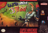 Earthworm Jim (Super Nintendo)
