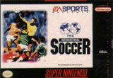 FIFA International Soccer (Super Nintendo)