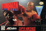 Foreman For Real (Super Nintendo)