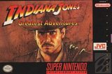 Indiana Jones' Greatest Adventures (Super Nintendo)