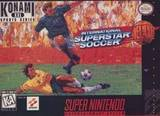 International Superstar Soccer Deluxe (Super Nintendo)