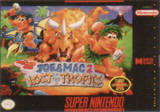 Joe & Mac 2: Lost in the Tropics (Super Nintendo)