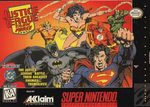 Justice League: Task Force (Super Nintendo)
