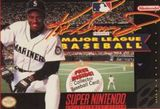 Ken Griffey Jr. Presents Major League Baseball (Super Nintendo)