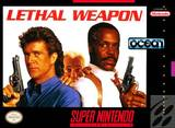 Lethal Weapon (Super Nintendo)