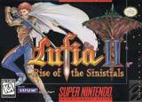 Lufia II: Rise of the Sinistrals (Super Nintendo)